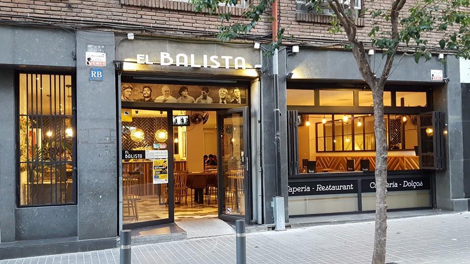 Restaurante El Balista