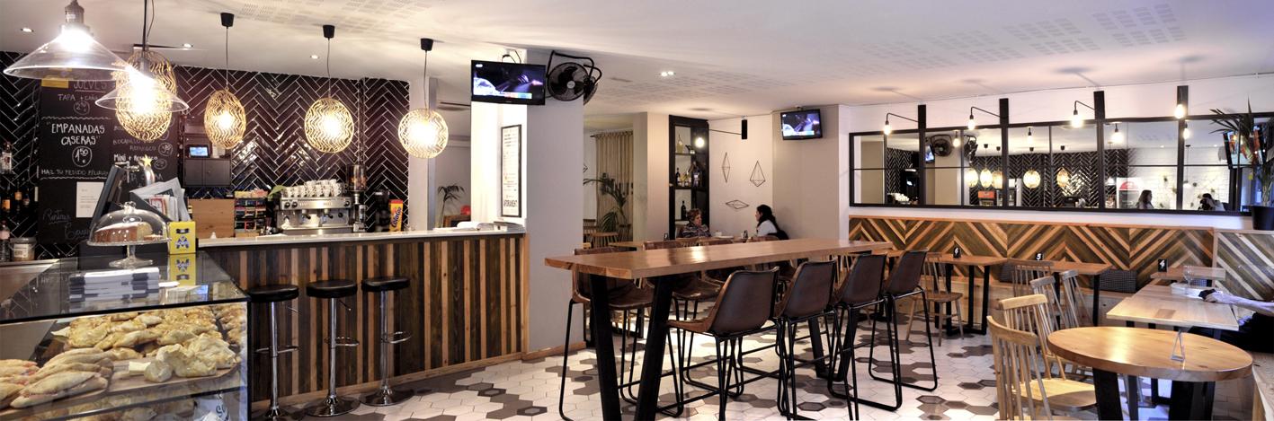 Restaurante El Balista interior