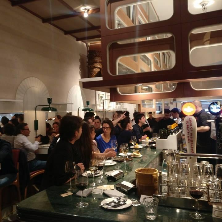 restaurante Mediamanga