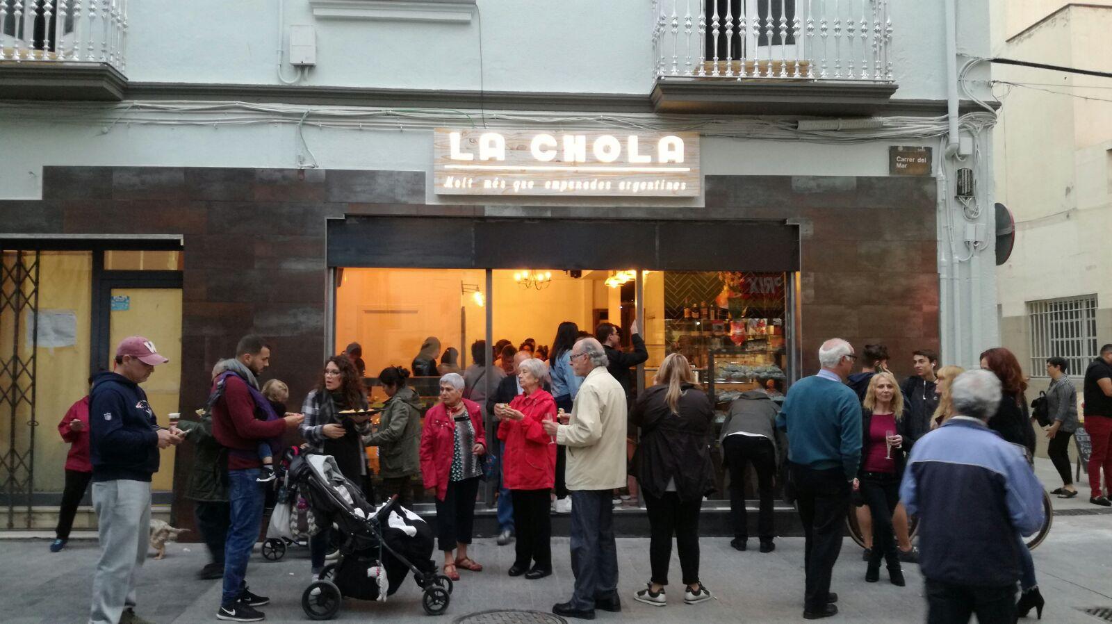 Tomasito's también está en La Chola