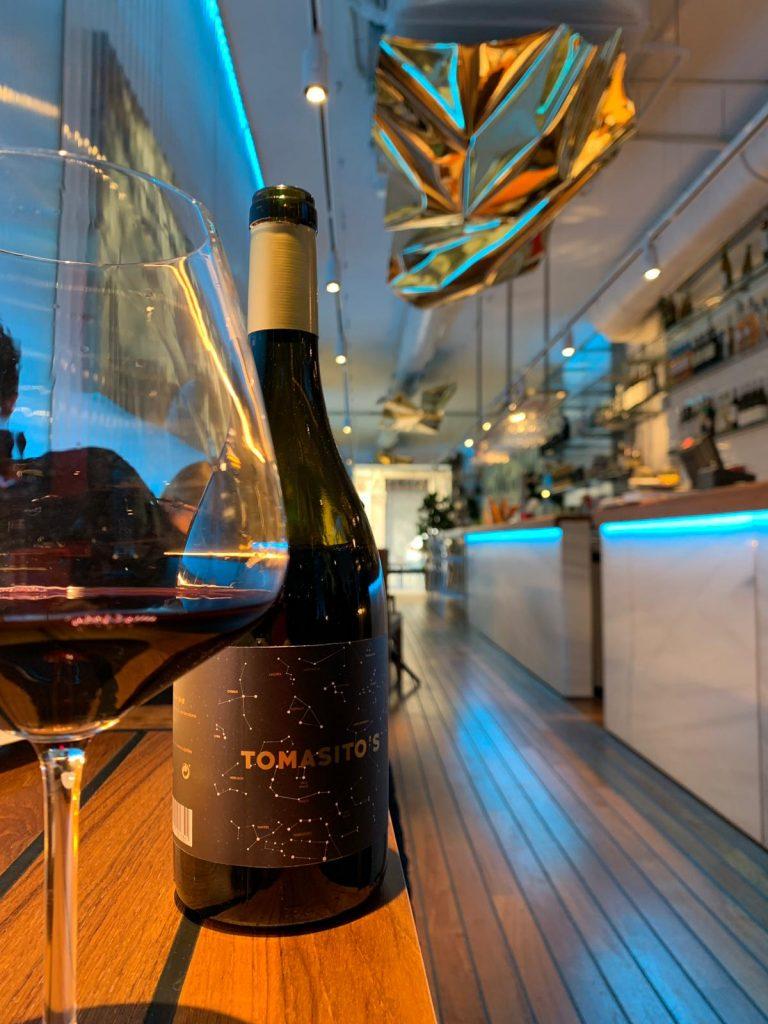 Tomasito's en Restaurante Rufus