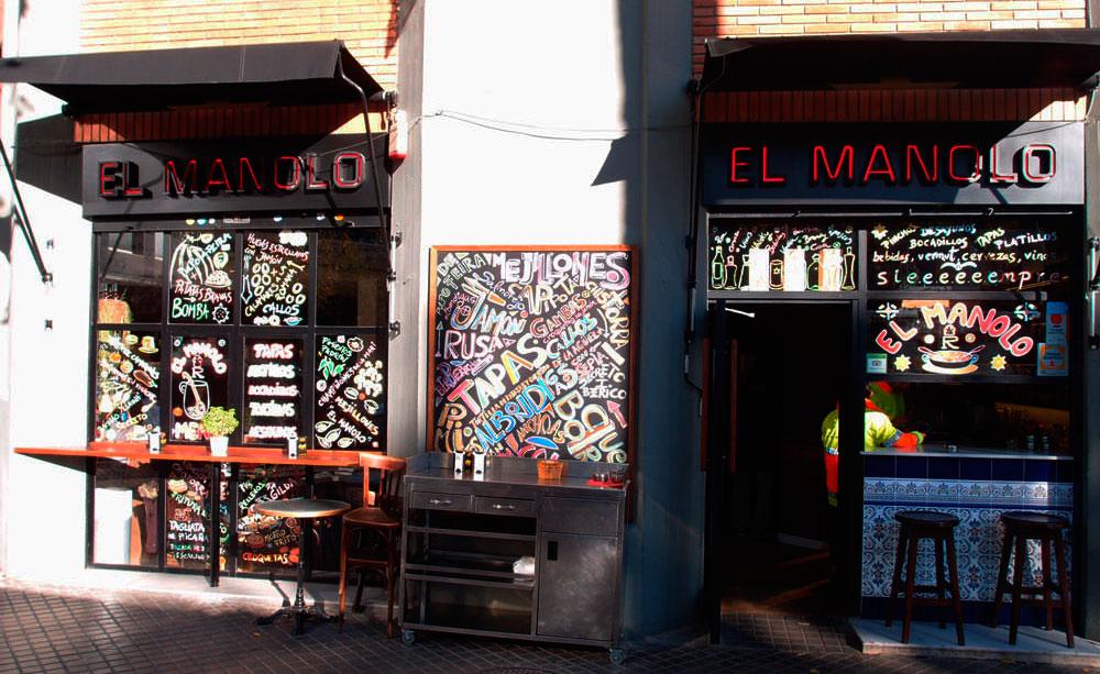 Tomasito's en El Manolo