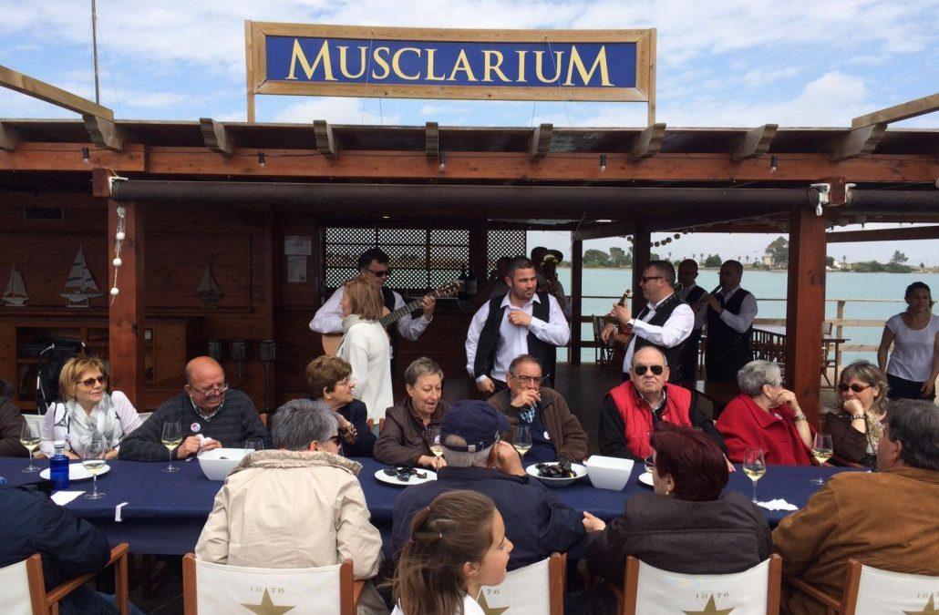 La Punxeta viaja al Musclarium