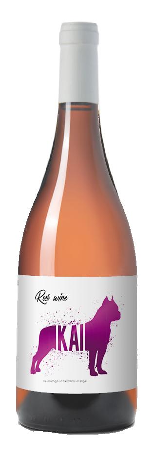 vino rosado Kai
